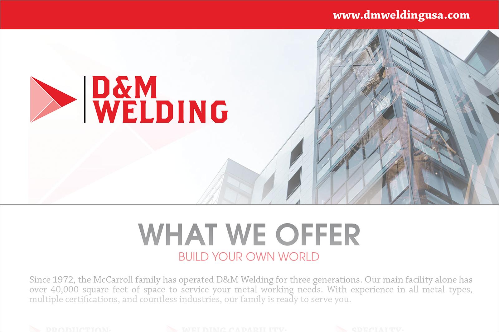 D&M Welding