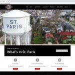 The Village of St. Paris