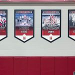 Northridge High School Gym Graphics