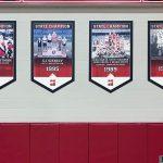 Northridge High School Gym Graphics